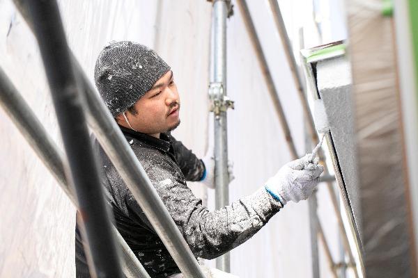 外壁の劣化原因を究明し、高い技術力で再発防止を意識した施工を実施