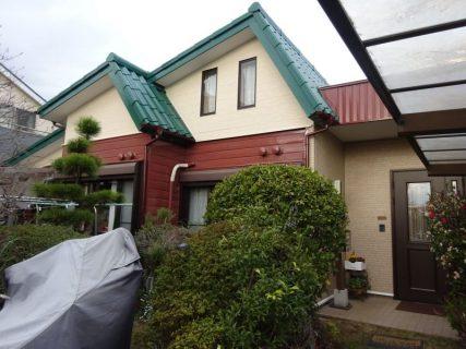 瑞穂町武蔵で外壁・屋根塗装工事