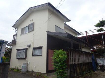 入間市下藤沢で外壁・屋根塗装工事