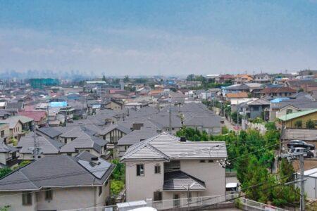 日本の住宅によく使われる代表的な屋根の形状